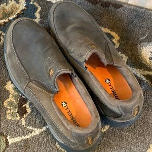 Merrell loafers